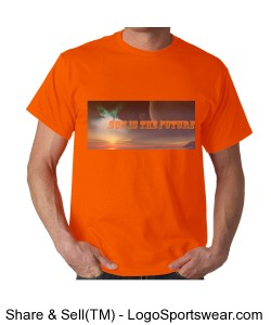 Sunisthefuture Unisex Gildan Cotton Adult T-Shirt Go2 Design Zoom