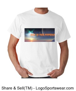 Sunisthefuture Unisex Gildan Cotton Adult T-Shirt Gw1 Design Zoom